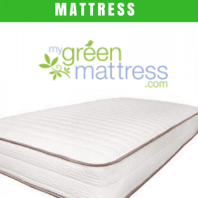 A Better Night Sleep with My Green Mattress