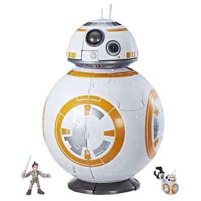 Star Wars Galactic Heroes BB8 Adventure Base