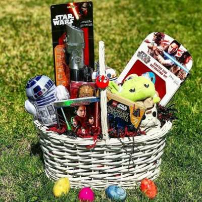 Win a Star Wars Easter Basket! ARV $125 Ends 3/23