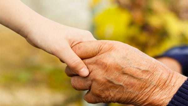 Raising Kids and Caring for Elderly Parents