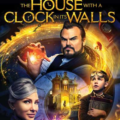 Announcement: The House With a Clock in Its Walls #HouseWithAClock