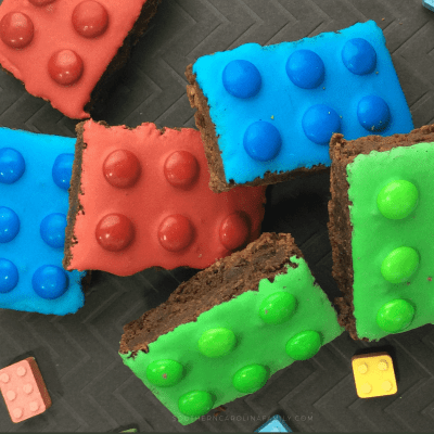 Lego Brownies Recipe