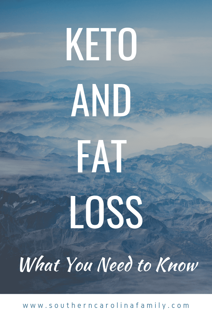 Keto and Fat Loss
