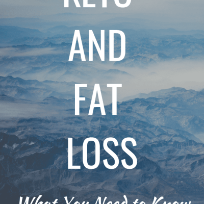 Keto and Fat Loss: What You Need to Know