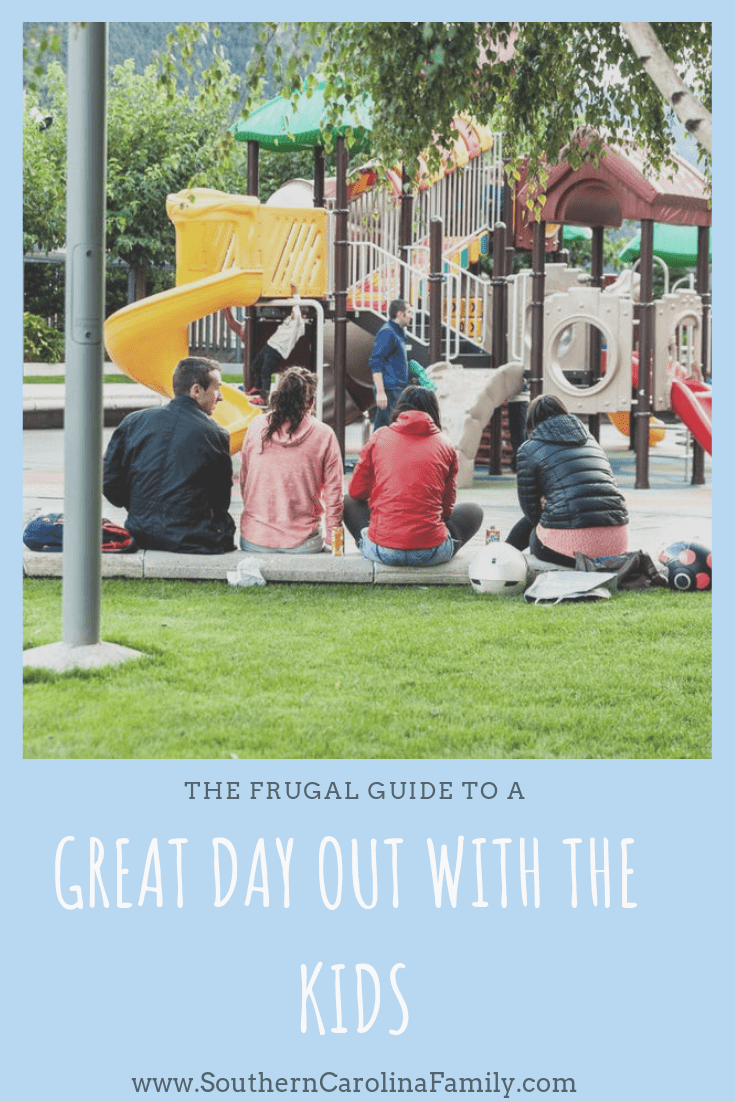 Frugal Guide to a day out with kids
