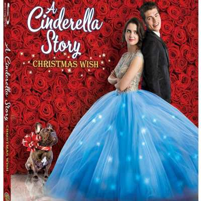 A Cinderella Story: Christmas Wish Blu-ray™ Combo Pack & DVD