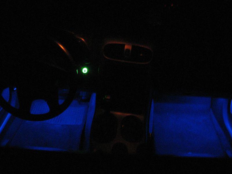 C5 Corvette Interior Led Light Kits