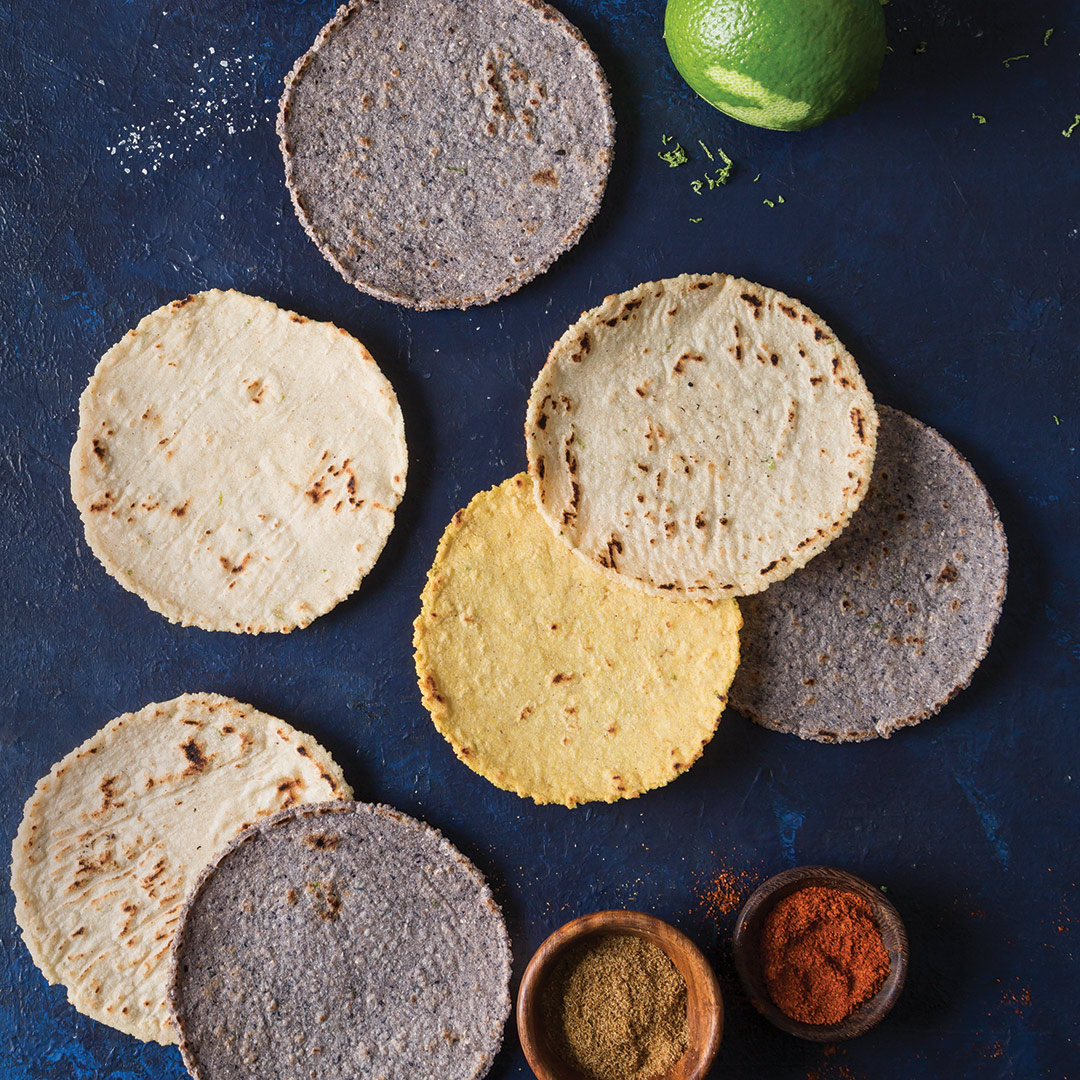 Corn Tortillas Southern Cast Iron