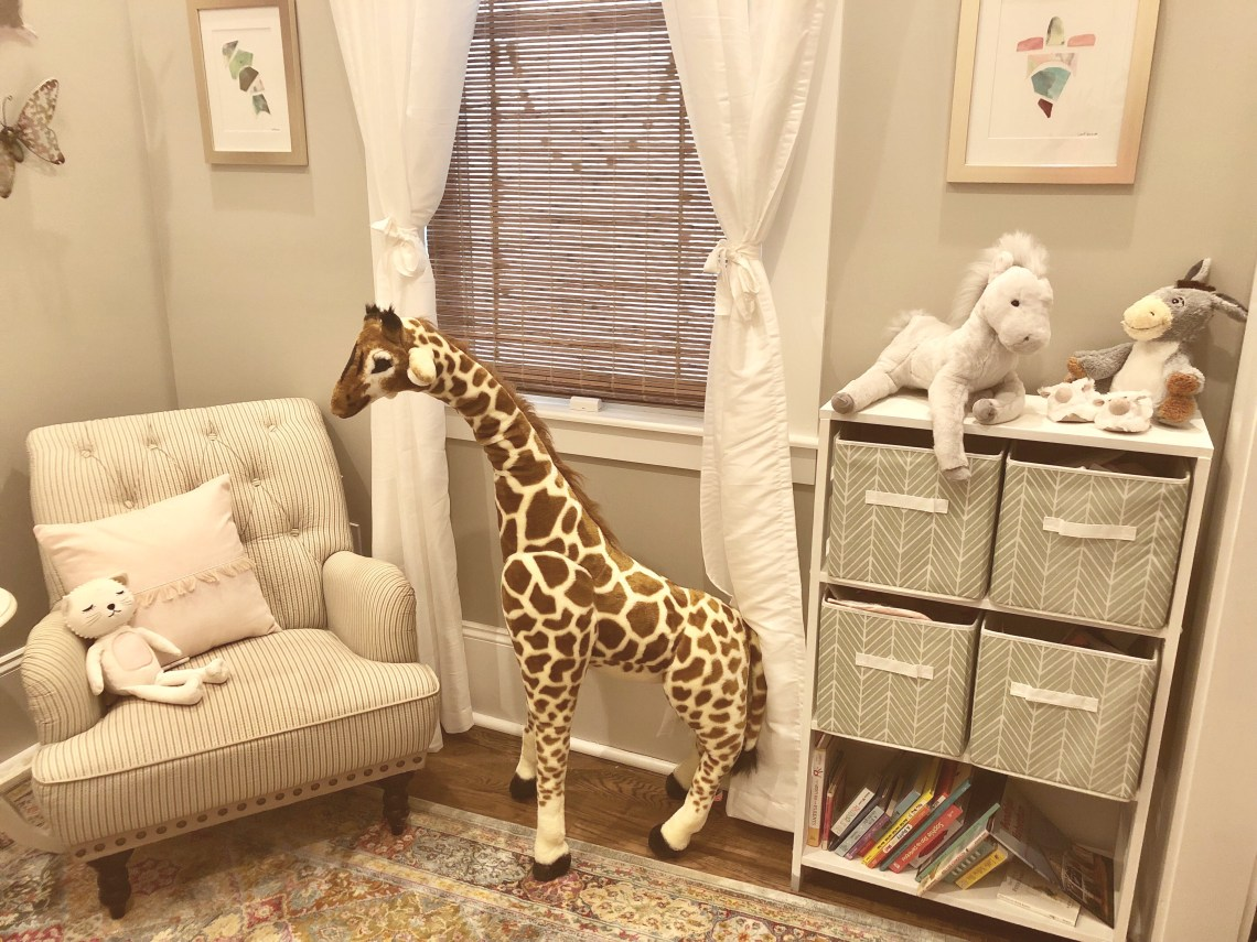 A Sweet Southern Nursery for Baby Girl • Southern Chick Journal