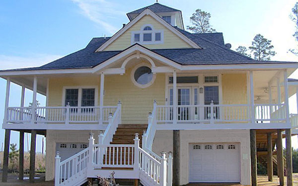 Country Homes Porches