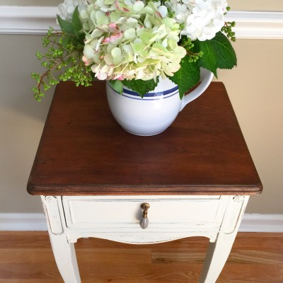 The Second Side Table