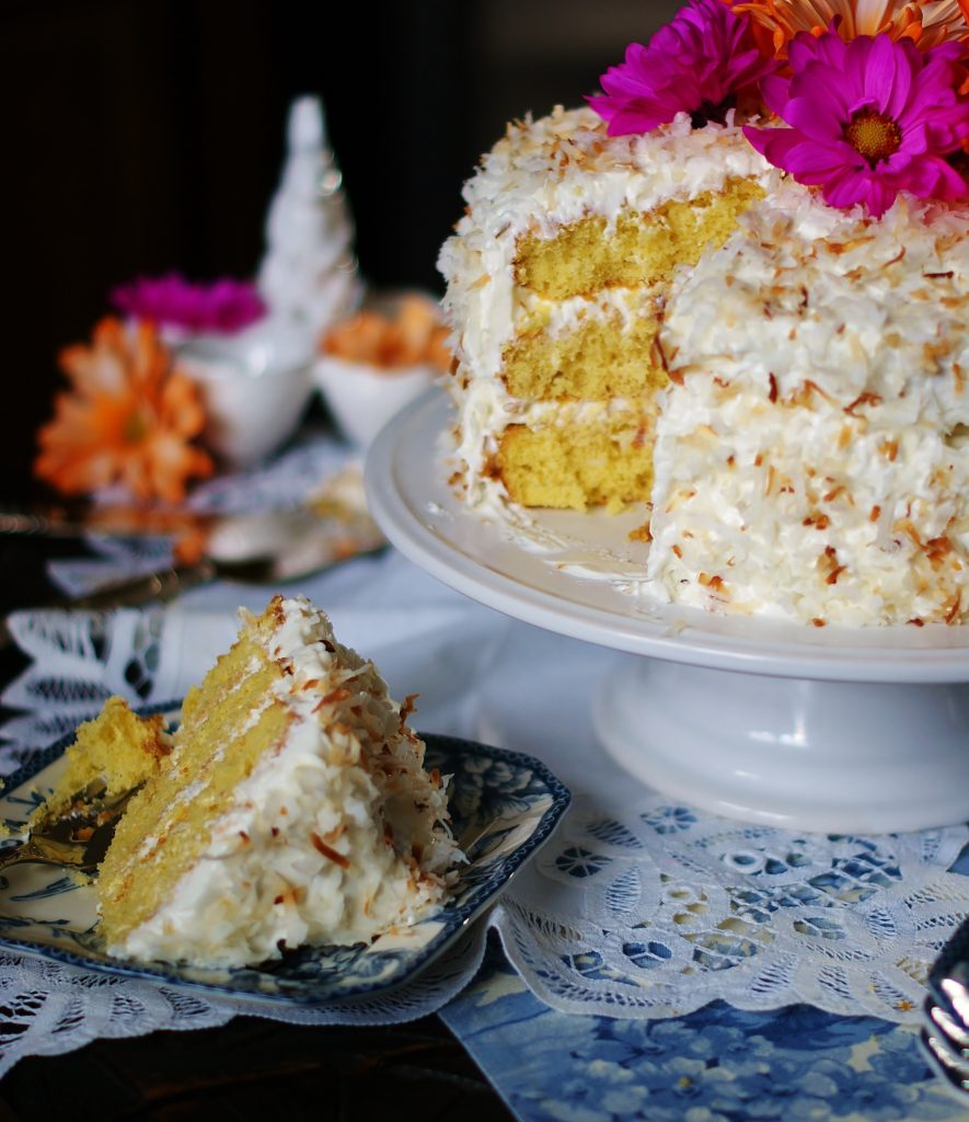 old fashioned coconut ice box cake a southern discourse