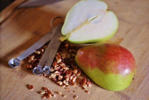 Rustic Pear Galette