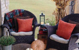 Annual Fall Porch Tour: A Bundle of Porches You'll Love