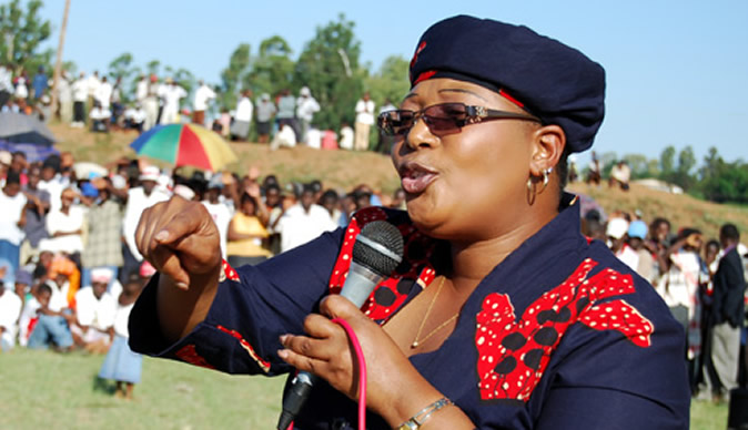 Khupe flex muscles , recalls 4 senior MDC Alliance MPs