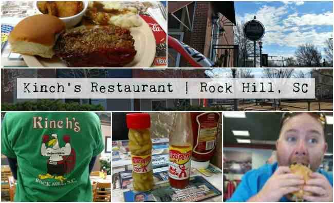 Kinch's Restaurant Rock Hill SC