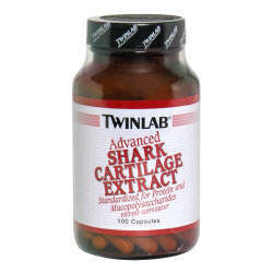 Shark cartilage medicine