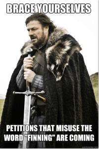 Ned Stark is as frustrated with this trend as I am