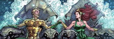 Aquaman #25, DC Comics