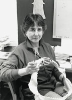 Eugenie Clark, image courtesy University of Maryland