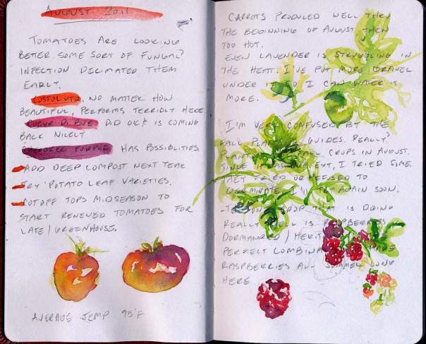 jennifer branch garden journal