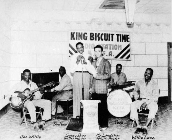 King Biscuit Time Radio Show: Helena, AR
