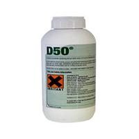Bottle of D50