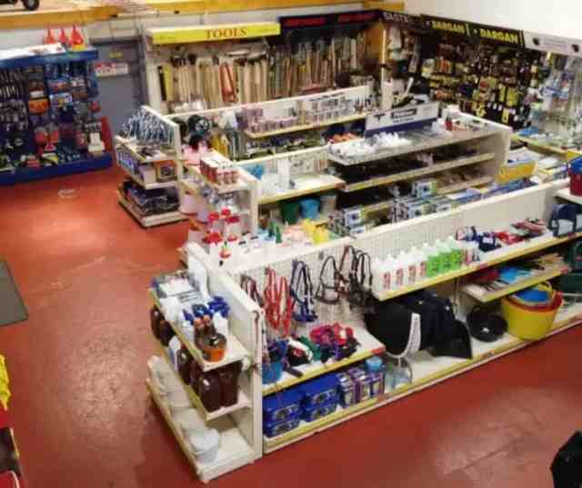 Photo of instore