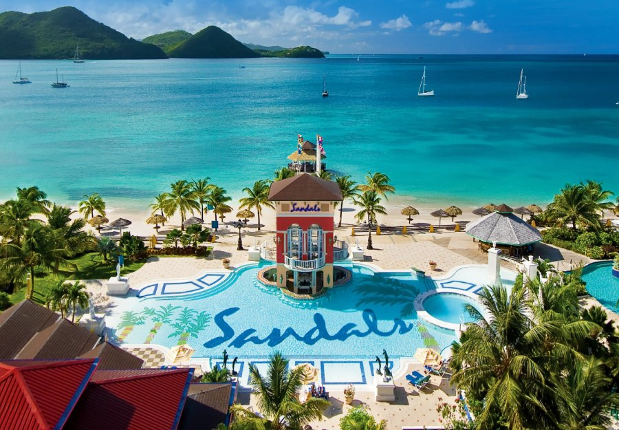Sandals Grande St. Lucia | Southern Glam Weddings & Events