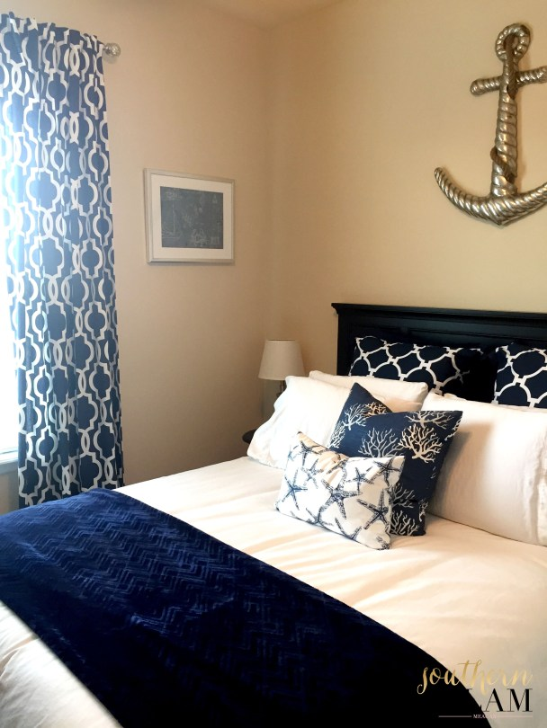 Nautical Guest Bedroom