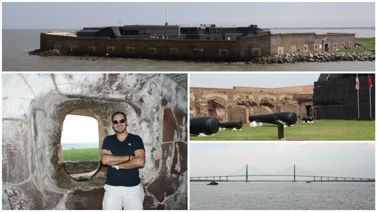 Fort Sumter in Charleston, South Carolina