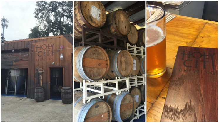 Holy City Brewing in Charleston, South Carolina