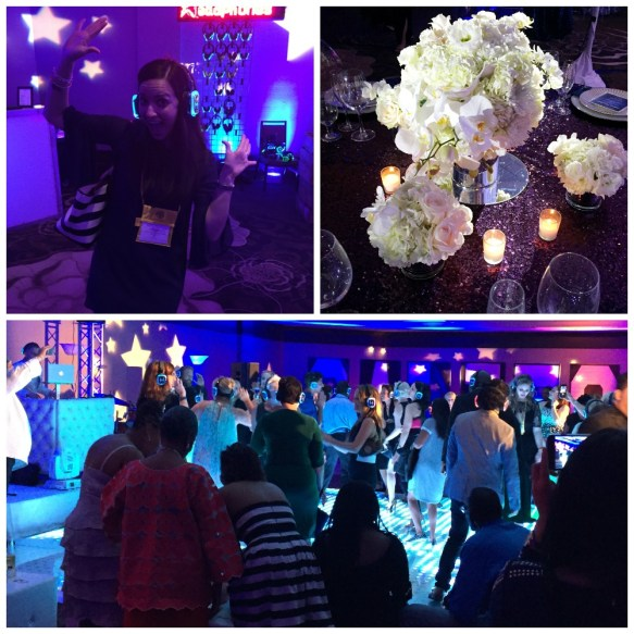 Silent Disco wedding reception planner from the Association of Bridal Consultants