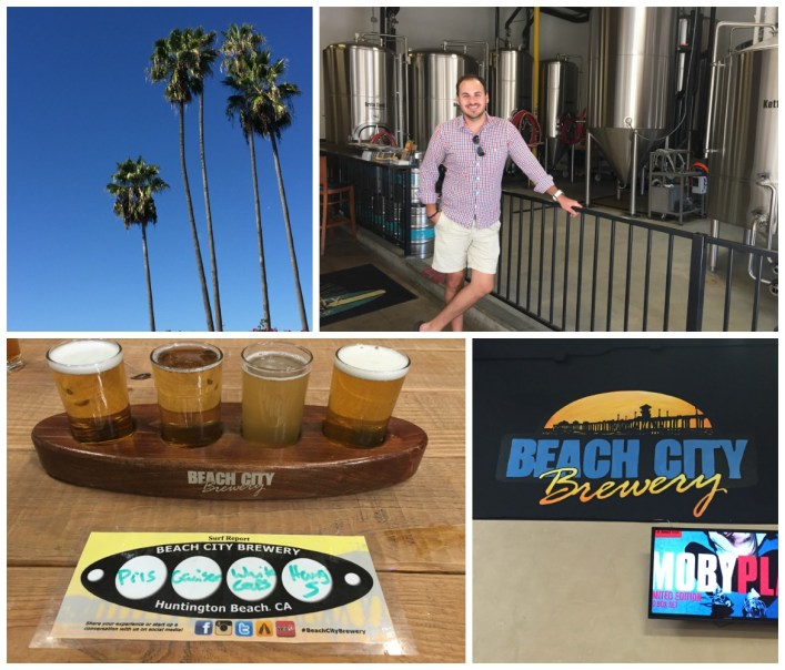 Beach City Brewery in Huntington Beach California