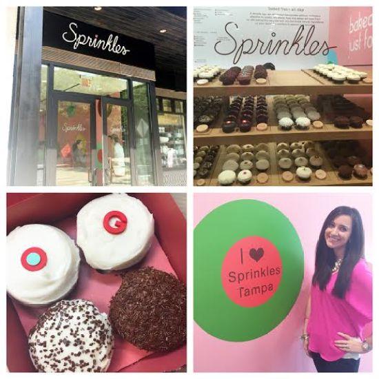 Sprinkles Tampa | Sprinkles Cupcakes Tampa | Southern Glam MeaganSprinkles Cupcakes Tampa | Southern Glam Meagan