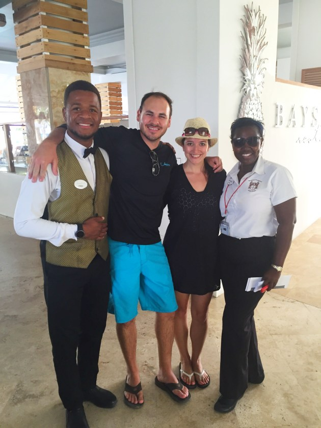 Southern Glam Weddings & Events Sandals Barbados Butlers