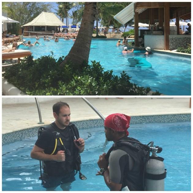 Sandals Barbados Scuba Diving