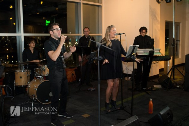 Bay Kings Band at Downtown Tampa Museum Wedding at Glazer Children's Museum | Jeff Mason Photography | Southern Glam Weddings & Events