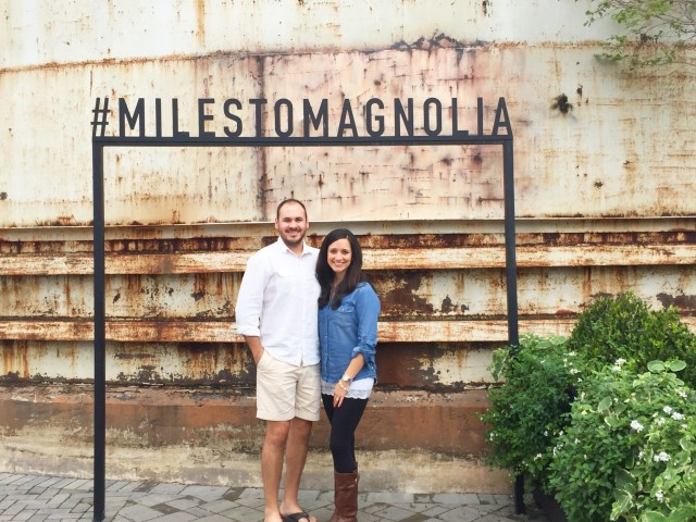 Magnolia Market Southern Glam Weddings