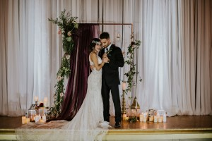Romantic Vintage Glam Wedding at Safety Harbor Resort and Spa.