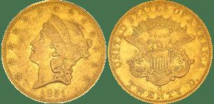 1851-O Double Eagle