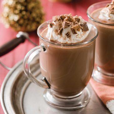 Peanut Butter Hot Chocolate - Southern Lady Magazine