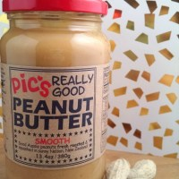 Easy Peasy Peanut Butter Pie - Pic's Peanut Butter Review