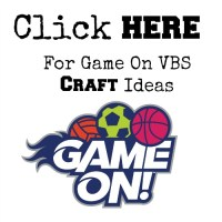 Sports Craft Ideas for Kids: Game On VBS