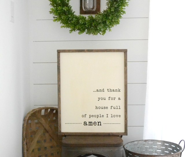 Quality And Affordable Farmhouse Signs From Charlie Dawn Co