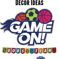 Even MORE Game On VBS Decor Ideas!