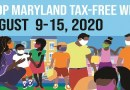 Maryland's Tax-Free Week underway