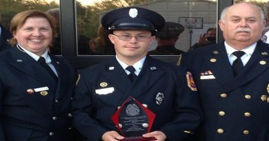 MVFD Member Joey Owens to be part of the 2020 NYC Virtual Buddy Walk