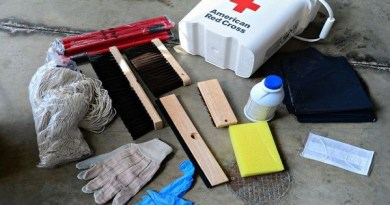 Red Cross to Distribute Storm Clean-Up Kits at Leonardtown Campus