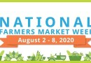 Celebrate National Farmers Market Week